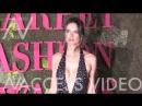 Alessandra Ambrosio and Nicolo Oddi on the red carpet for the Green Carpet Fashion Awards in Milan 480 X 854 mp4