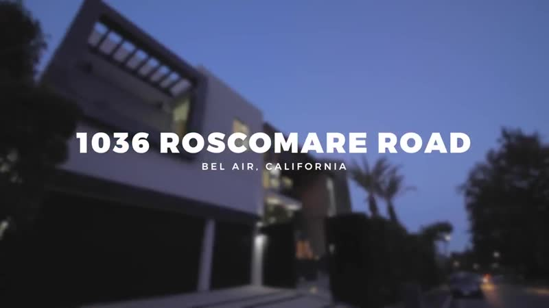 1036 Roscomare Rd Bel Air