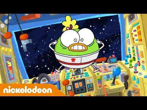 Хлебоутки | 1 сезон 13 серия | Nickelodeon Россия