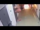 Побег из тюрьмы видео с камер наблюдения изолятора