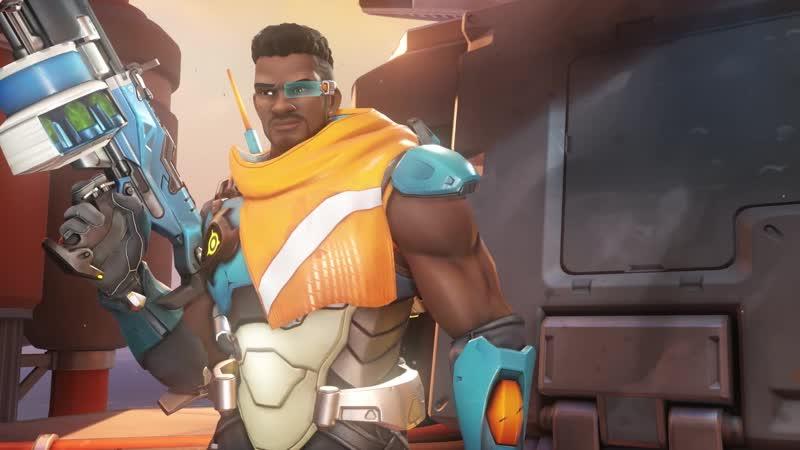 [NEW HERO – COMING SOON] Baptiste Origin Story Overwatch