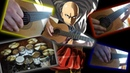 One Punch Man - THE HERO 4 Guitarы and VSTi