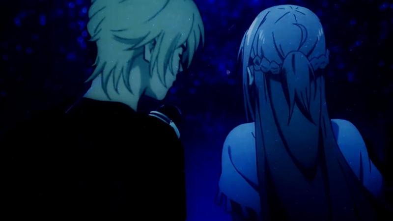 「Ash x Asuna」 Still here - crossover