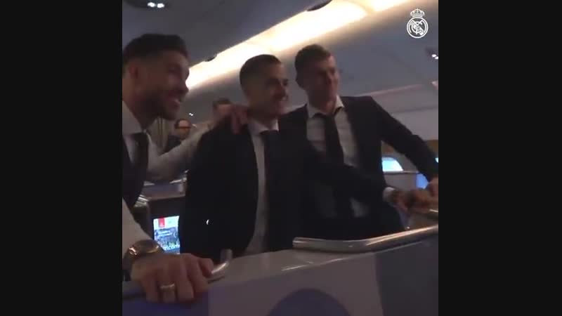 Реал Мадрид Дорога на Абу-Даби
