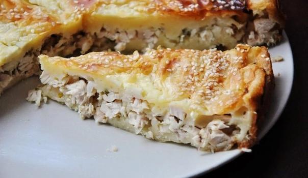 Диетические пироги с курицей: 5 самых вкусных рецептoв с пользой для талии!