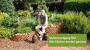 Gartenrundgang Mai - Alle Flächen werden genutzt ;-)
