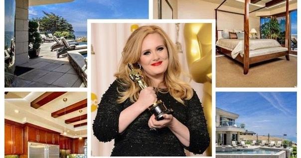 Частные самолеты и роскошные автомобили: СМИ выяснили, на что Адель тратит свои миллионы В октябре 30-летняя певица в третий стала самой богатой британской знаменитостью с состоянием в 188 млн