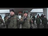 О. Газманов и Я. Сумишевский - Флешмоб в армии России.