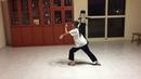 小姐姐練拳週記 七星螳螂拳 崩步Praying Mantis Fist Tien Shan Pai