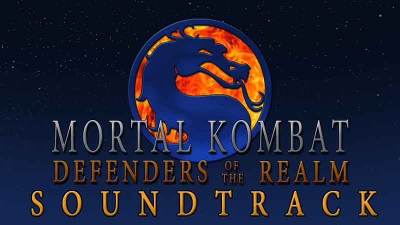 UNFACES - DEFENDERS vs. CYBORGS LIN KUEI_02. OST Mortal Kombat Defenders Of The Realm.