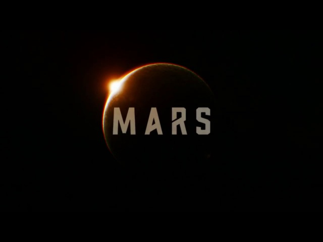 Mars Opening Credits - Nick Cave Warren Ellis (W Lyrics)