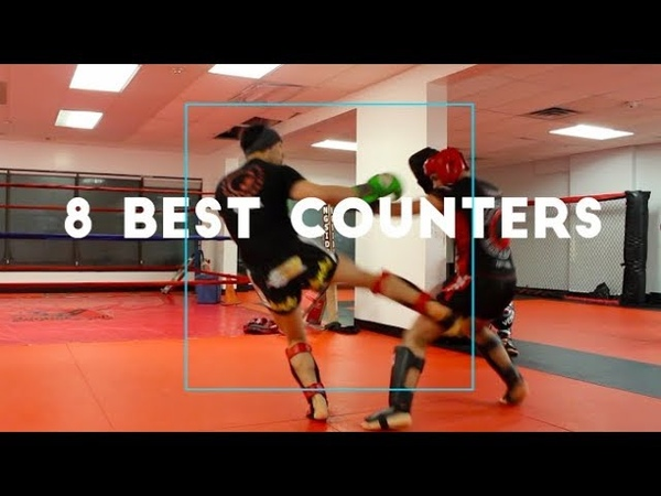 8 of my BEST Counters to drill before a fight (Real Time Sparring Footage)