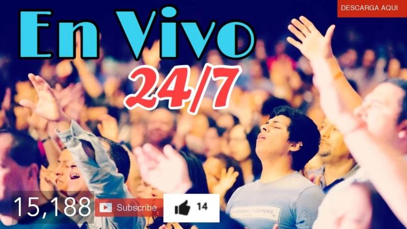 MUSICA PARA ORAR - Intimidad con Dios - TRANSMISION EN VIVO 24⁄7