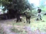 Чеченские шутники- боевики.  Чеченская Война .