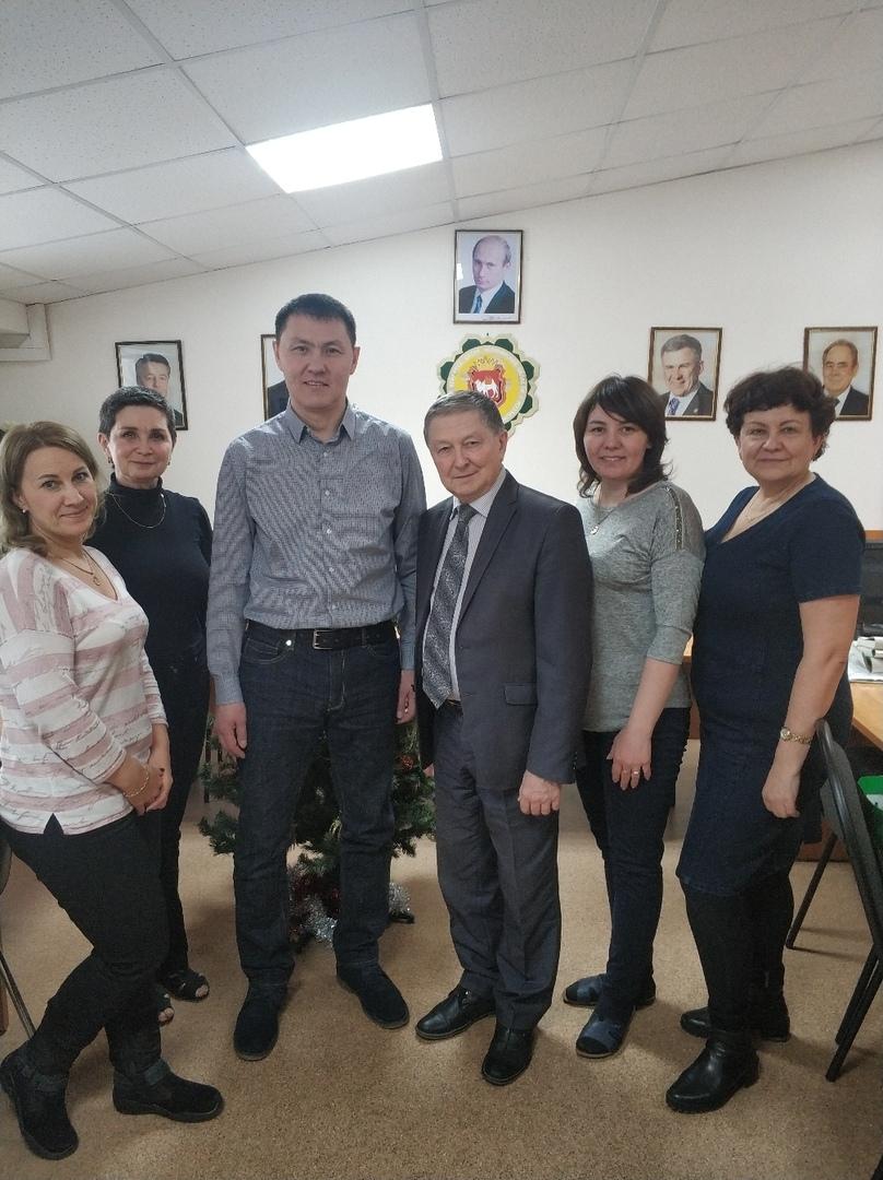 Конгресс татар Челябинской области