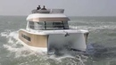 Fountaine Pajot 37 from Motor Boat Yachting