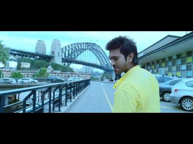 Orange Telugu Movie Video Songs Sydney Nagaram Song Ram Charan Genelia Bhaskar