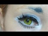 Makeup Tutorial Okou (Hoozuki no Reitetsu) #6