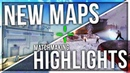 NEW MAPS MATCHMAKING HIGHLIGHTS SUBZERO BIOME