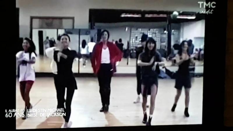 Michael Jackson's making of Black Or White