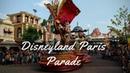 Disneyland Paris Parade Парад в Диснейленде Париж