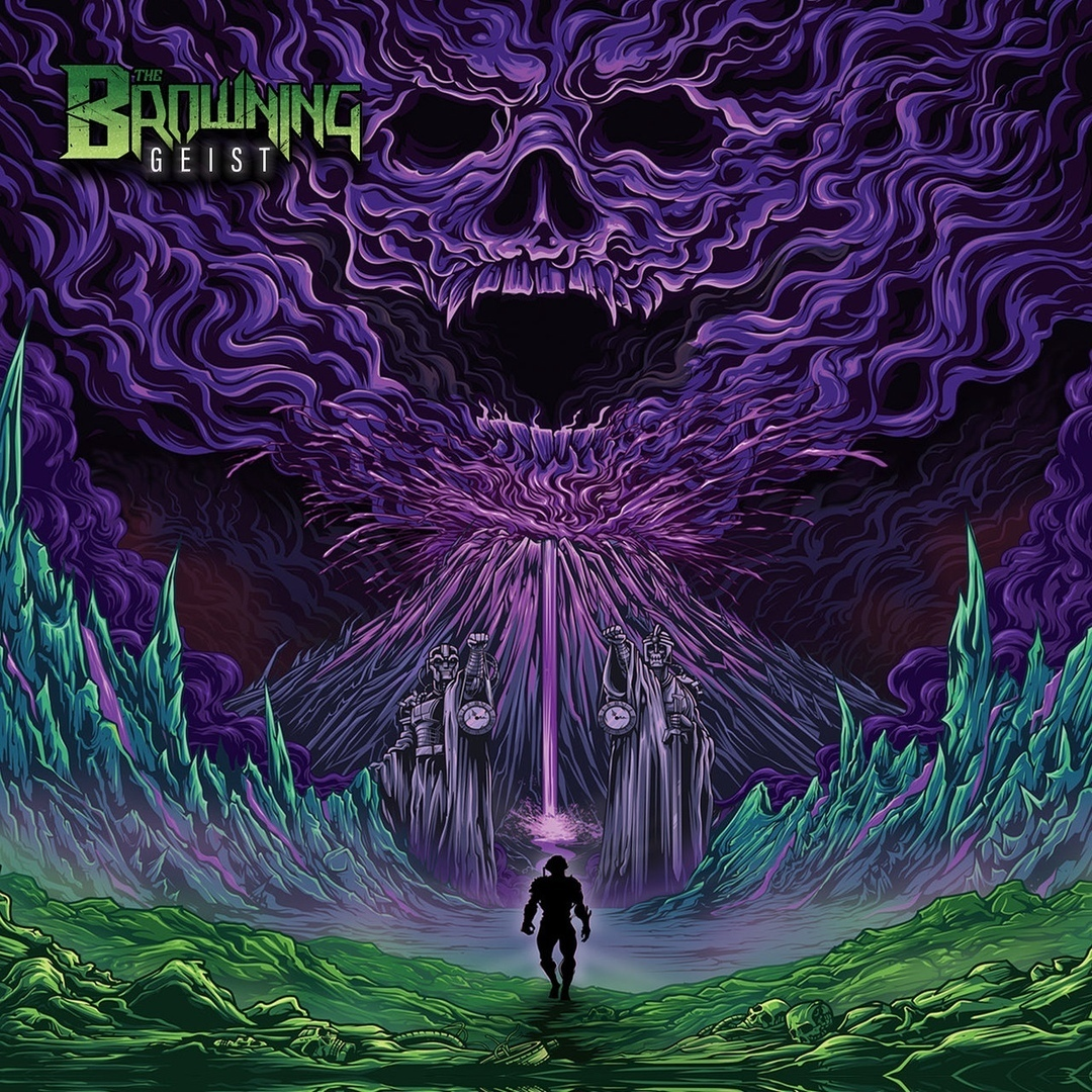 The Browning - Carnage [Single] (2018)
