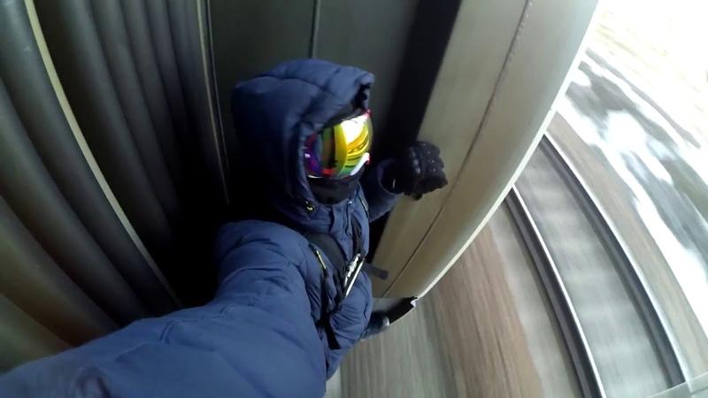 High-Speed Train Surfing Nizhny Novgorod - Vladimir / ЗАЦЕПИНГ НА САПСАНЕ НиНо-Владимир