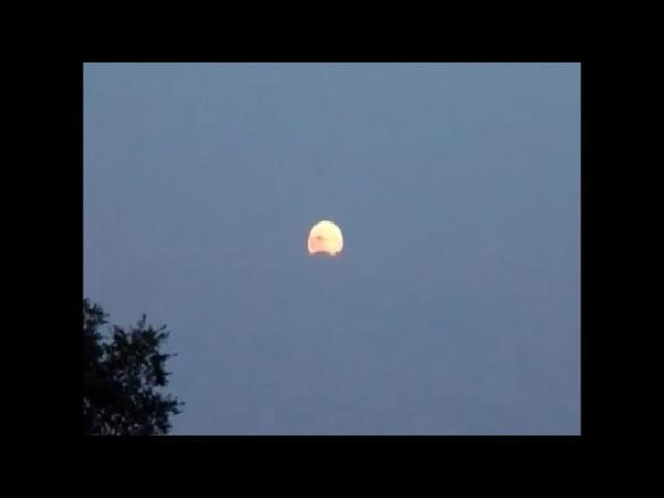 Что бывает когда на куполе Плоской Земли забывают включить Луну а потом спохватываются