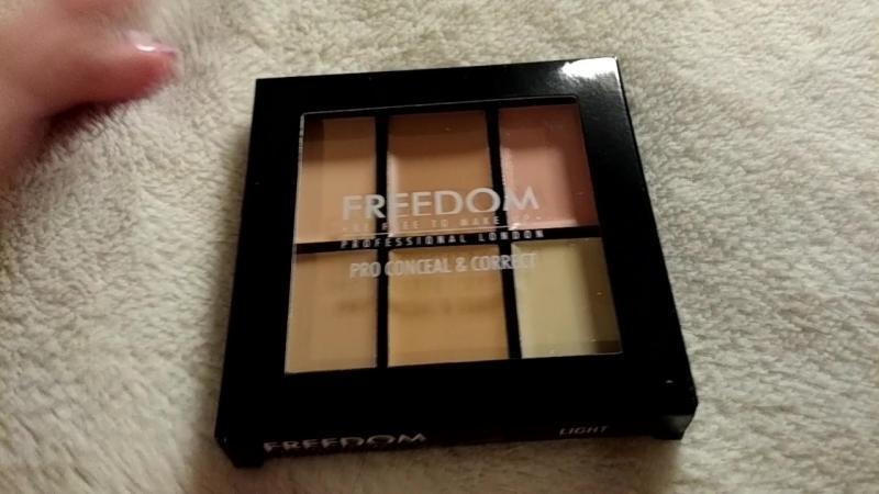 Заказ 22 Makeup Revolution