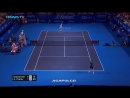Watch Highlights Thiem Zverev And Del Potro Win On Wednesday In Acapulco 2018