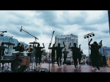ACTION TEAM на дне рождения утреннего шоу Будильник