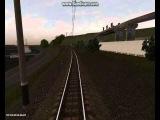 Trainz Севастополь - Симферополь
