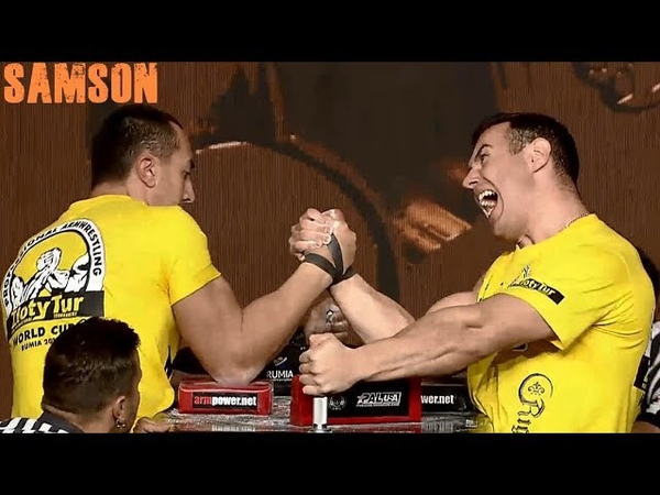 ARMWRESTLING | ZLOTY TUR 2018 | 86 kg RIGHT HAND | Part 2