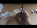 [Китайщина] Вейп для новичков - Joyetech eVic VTwo Mini Cubis Pro | как начать парить