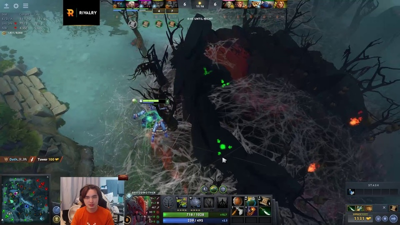 IceIceIce taunting MK