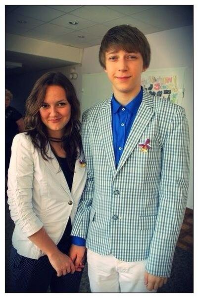 Екатерина Кадыкова, 23 мая , Дубна, id25224940