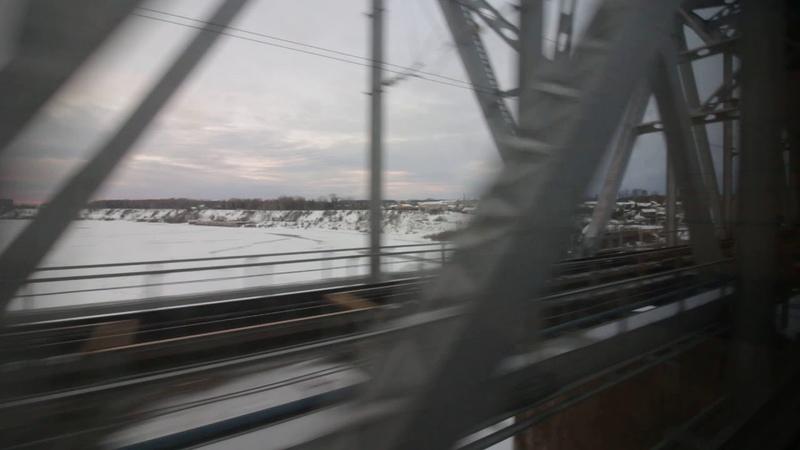 Железнодорожный мост через р. Вятка в Котельниче