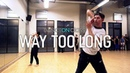 Keith Urban - Way Too Long   Will Johnston Marissa Osato Choreography   DanceOn Class