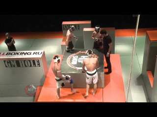 Russian MMA fights show. Day 3, November, 16. Hip Show Championship 2012. 3 ����...