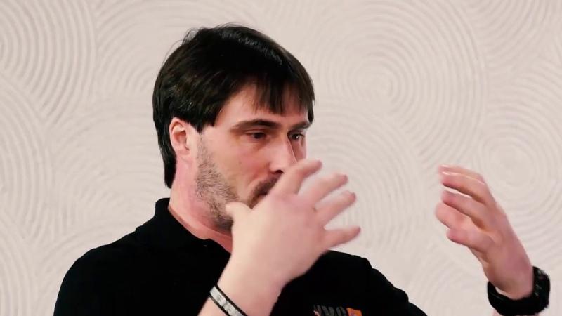 Методы обучения - Интервью на 8 канале (Шеф-инструктор KMG Павел Зуев)