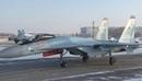 Вести.Ru: Российское Минобороны получило сотый истребитель новейшего поколения Су-35