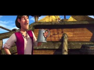 Феи: Загадка пиратского острова - фея в сапогах