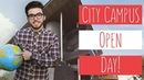Open Day Vlog - Newport City Campus - Dan, Student Vlogger