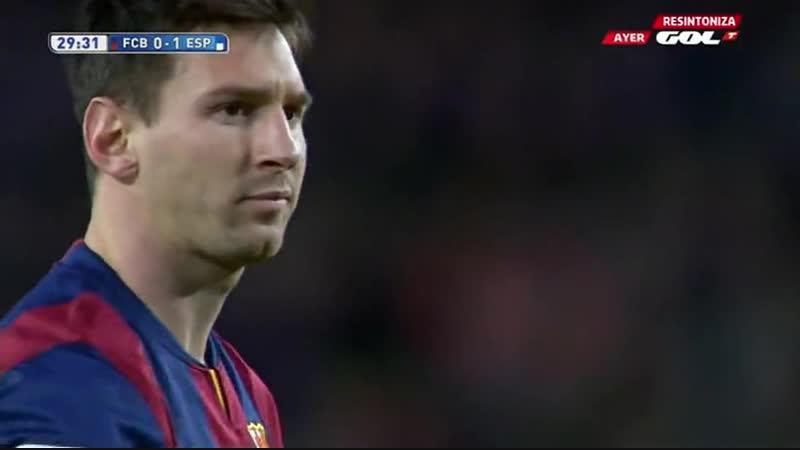 FC Barcelona vs. RCD Espanyol 2014-15