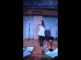 Stevie Wonder-I Wish cover by Stefania