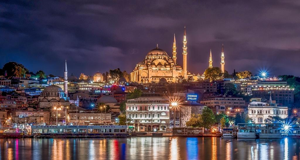 rjpusWGxJA8 Стамбул достопримечательности столицы Турции.