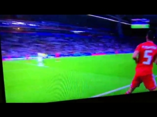 Лучший момент матча vk.com/russia.soccer