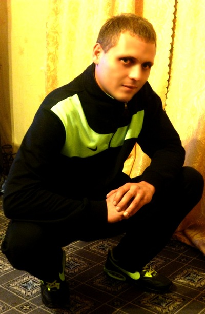 Владимир Захаренков, 21 апреля 1990, Сыктывкар, id123277644