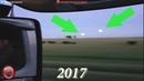 OVNI : Des Routiers filment leur incroyable observation ! 2017 (A voir à Partager!)