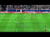 Arda Turan Goal - Atletico Madrid vs AC Milan 2-1